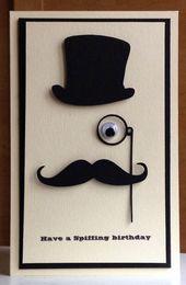 Geburtstagskarte selber basteln- Pop Up oder Aufklappkarte mit Anleitung