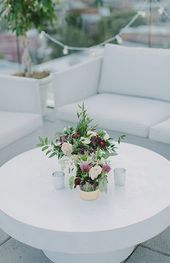 Whimsical & Elegant Lilac Rooftop Wedding – Inspired By This Wedding