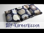 Julia's tillishop DIY's: Körnerkissen (in…