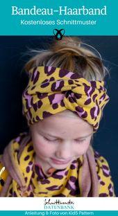 Bandeau Haarband