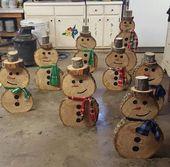 ▷ 1001 + Ideen und Anleitungen zur Schneemannherstellung – Weihnachten und Silvester