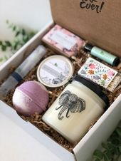 Bohemian Gift | Elephant Candle Set | Mother's Day | Boho | Gift for Daughter | Hippie Ideas | Mothe