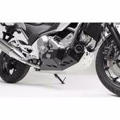 Sw Motech Motorschutz Schwarz Silbern Honda Nc700 Nc750 Mit Dct Sw Motechsw Motech Honda Bobber Motorcycle Cafe Racer