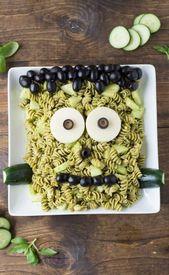 Schnelle und einfache Halloween-Party-Lebensmittel für Kinder und Erwachsene