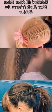 Toddler girls love these braids hairstyles the most #these #hairstyles #kid #loving #girls