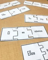 Introducing Vocabulary in Spanish Class | The Engaged Spanish Classroom