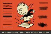 Illustrator Brushes The Essential Affinity Designer Brush Bundle