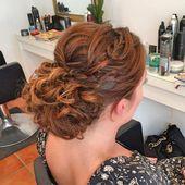 #Abschlussball #Big #Bun #Curly #frisur #für – -,  #Abschlussball #Big #Bun #Curly #Frisur #F…