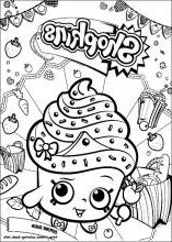 Shopkins Coloring Book Bl5t Shopkins Coloring Pages On Coloring