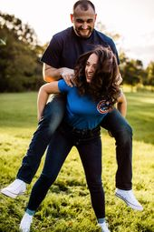Jimmy & Katie   – Engagement Outfit Ideas