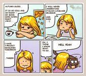 Catsu comics. If you like cats.