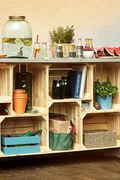 20 Brilliant DIY Pallet Furniture Design Ideas to Inspire You #diypallet