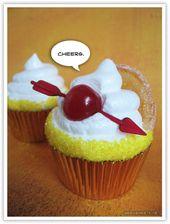 Whiskey Sour Cupcakes – Gewinner des Movember Cupcakes-Wettbewerbs 2010!  – Cupcake Ideas