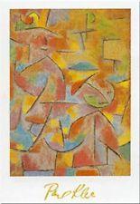 1982 by Paul Klee 20x16 Museum Art Print Poster Bimba é Zia Bimba is Zia