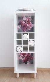 Ikea Kallax Regal Hacks für dein Badezimmer