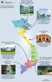 Partez à la découverte des superbes paysages du #Vietnam