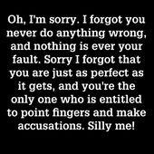 Krankmachende Heuchler, die alle möglichen negativen Dinge über dich sagen, aber wütend werden … – ;-)