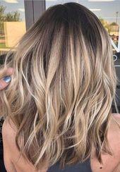 Auf der Suche nach den besten Variationen in blond…