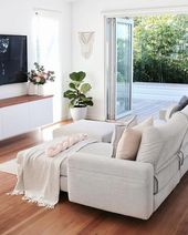 Schönes Wohnzimmer – alltägliches Zuhause