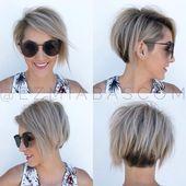 15 Möglichkeiten, kurzes Haar zu stylen