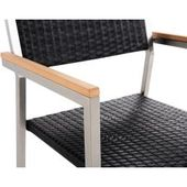 Photo of Reduced poly rattan seating groups