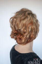 #The # DoubleBrötchen #HairstylesTutorial # for #Haar