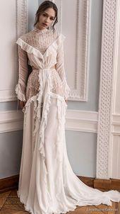 Ester Haute Couture 2018/2019 Robes De Mariée