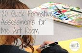 20 Quick Formative Assessments You Can Use TODAY – The Art of Education Universi…
