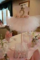 "Kinderparty – Ideas for ""Ballerina"""