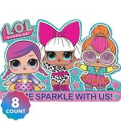 L.O.L. Surprise! Invitations 8ct  Party City – curiosidases