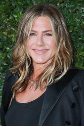 Jennifer Aniston's hair story