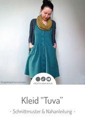 """Kleid """"Tuva"""" – Kleid """"Tuva"""""""