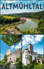 Conseils d'excursion pour l'Altmühltal   – Reisen