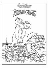 Ausmalbilder Aristocats9 Aristogatos Dibujos Para Colorear Dibujos