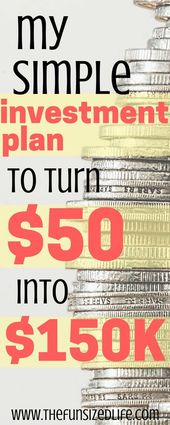 The Simple Investment Plan to Turn $50 into $150,0…