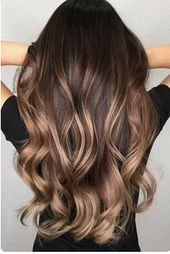Brown dark hair with highlight concepts Brown dark hair with highlight …  – Blog