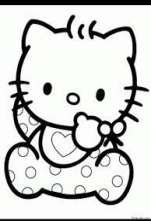 Hello Kitty Party Games Valentines Day 58 Ideas Hello Kitty Colouring Pages Hello Kitty Coloring Kitty Coloring