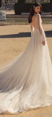 Julie Vino Bröllopsklänningar 2020 – Belle The Magazine
