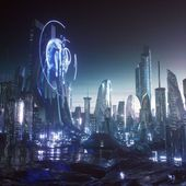 24+ Amazing Cyberpunk Art Futuristic Architecture Ideas Wagepon-Ideas – Dress Models – – #Amazing #Architecture #art #Cyberpunk #Dress
