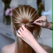 """1,718 Likes, 4 Comments – Hairvideoshow (@hairvideoshow) on Instagram: """"Hair by Mila Golubeva 😉😉😉 @hairacademytv  @hairvideoshow #haircolor…"""