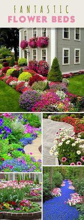 Flower Bed Ideas to Make Your Garden Gorgeous! | The Garden Glove