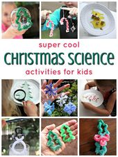 Christmas Science Projects & Experiments – Go Science Kids