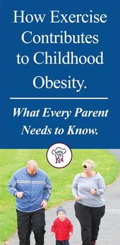 How Exercise Contributes to Childhood Obesity – The issue is many people seem to…