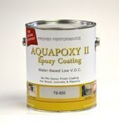 Aquapoxy Ii Water Based Epoxy Floor Paint More Expensive Than Rust Oleum Tile K Paint Epoxy Floor Epoxy Floor Paint Painted Floors