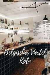 Belgisches Viertel Köln – shoppen und schlemmen in Kölns hippem Veedel