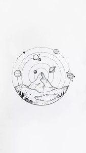 35 idées de dessins fantaisistes faciles et cool