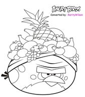 Angry Birds Rio Colouring Pages Bird Coloring Pages Unicorn Coloring Pages Dinosaur Coloring Pages
