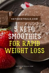 5 recetas de batidos keto saludables y deliciosos para bajar de peso. Estos ceto suaves …