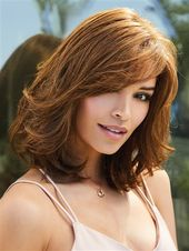 Blair, Remy Human Hair Lace Front Monofilament Top Wig by Amore - WowWigs.com