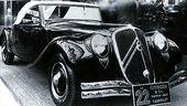 La Citroen 22 berline idea, picture d'époque, ce véhicule ancien fut prod…